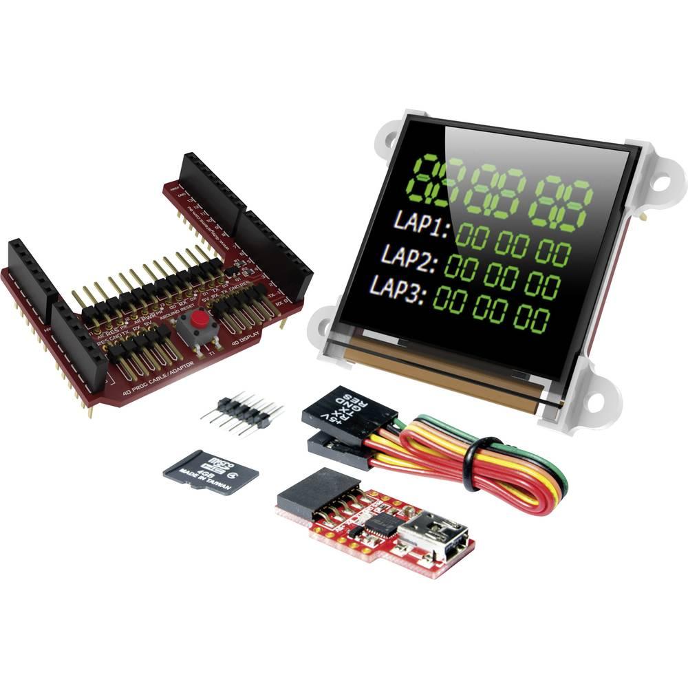 Razvojna plošča 4D Systems SK-128G2-AR