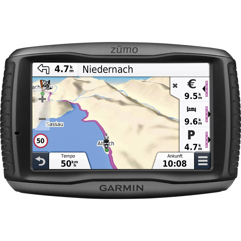 Navigacijski uređaj za motocikle Zumo 590 LM EU Garmin 12.6 cm 5 cola Europa
