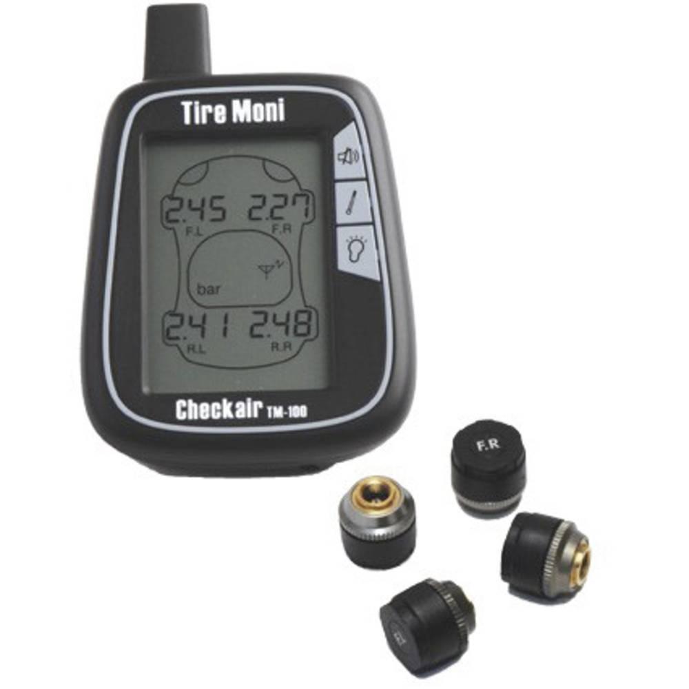 Sustav za kontrolu tlaka u gumama TM-100 uklj. 4 senzora TireMoni