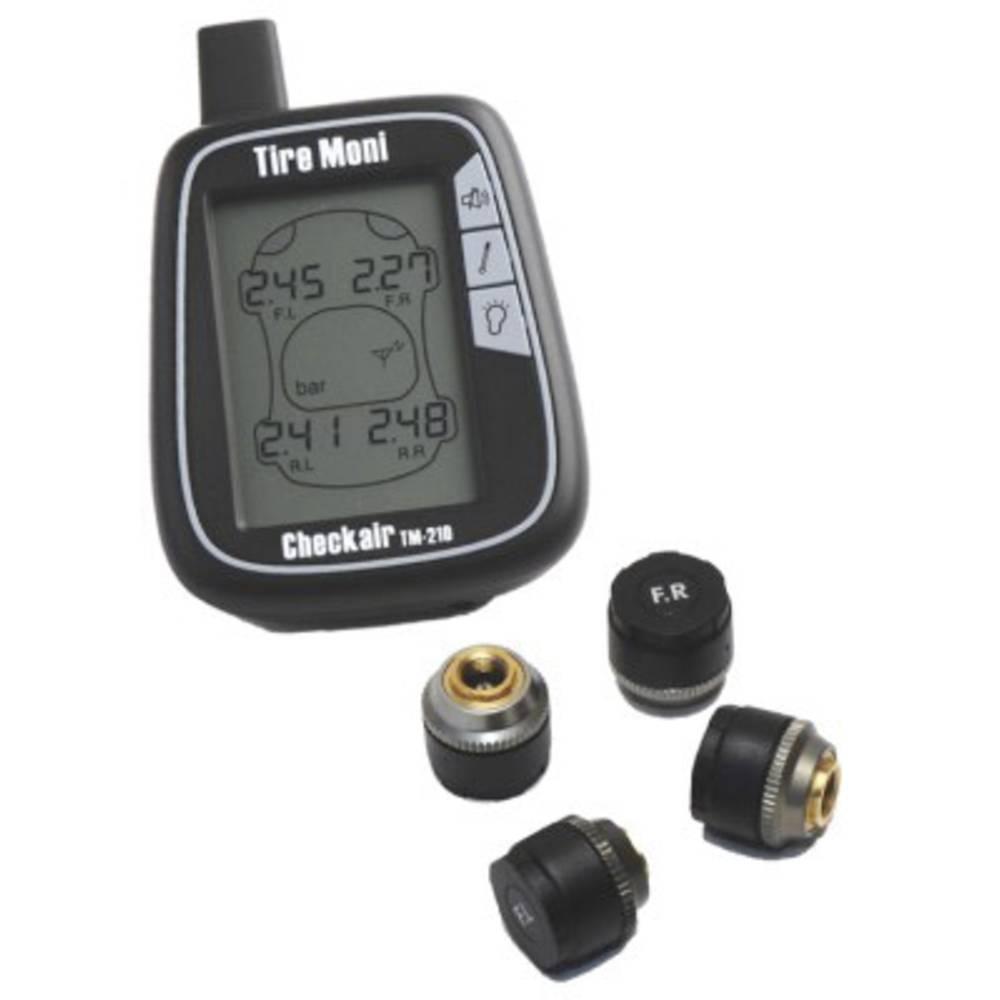 Sistem za nadzor tlaka v pnevmatikah M-210 vklj. 4 senzorje TireMoni