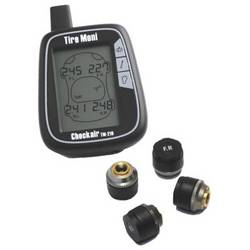 Dæktrykkontrolsystem TireMoni TM-210 inkl. 4 sensorer