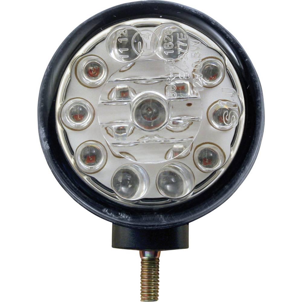 LED-blinker Motorcykel, Firhjulscrosser, ATV Devil Eyes 611003 Aluminium (Ø) 45 mm