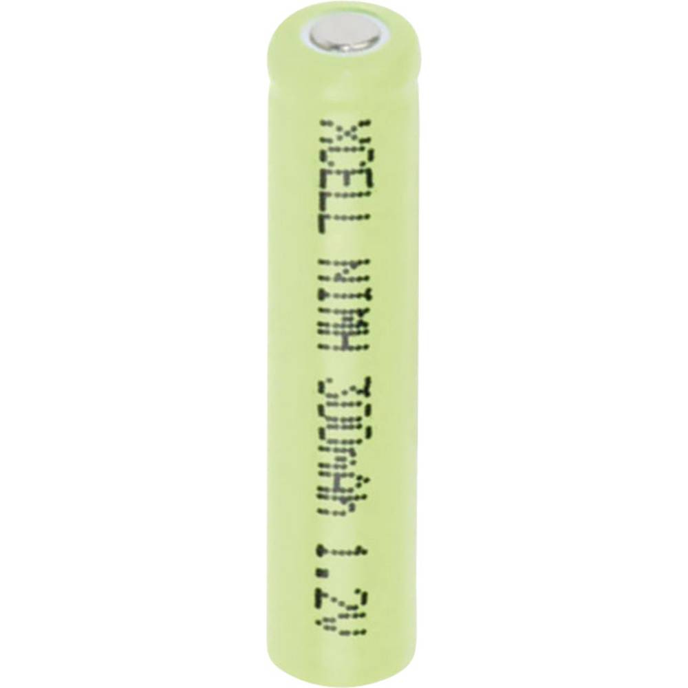 NiMH akumulator XCell AAAA Flat-Top 1.2 V 300 mAh (Ø x V) 8.3 mm x 39.3 mm
