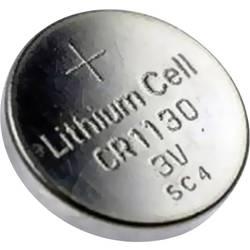 Gumbna baterija CR 1130 litijeva CR 1130 48 mAh 3 V, 1 kos