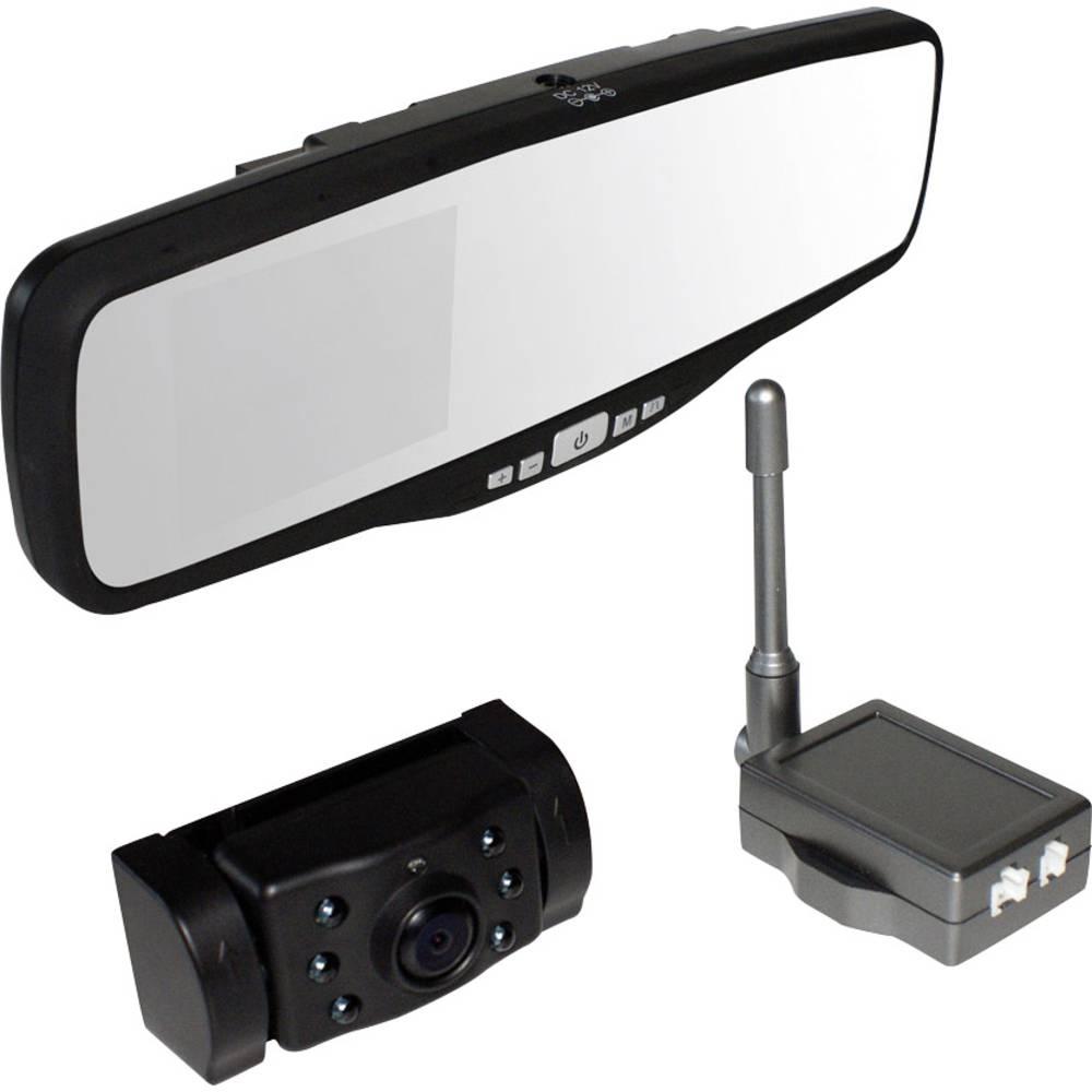 Brezžična vzvratna kamera APB 100 ProUser samodejno preklapljanje dan/noč samodejno nastavljanje beline, pomagalne linije oddalj