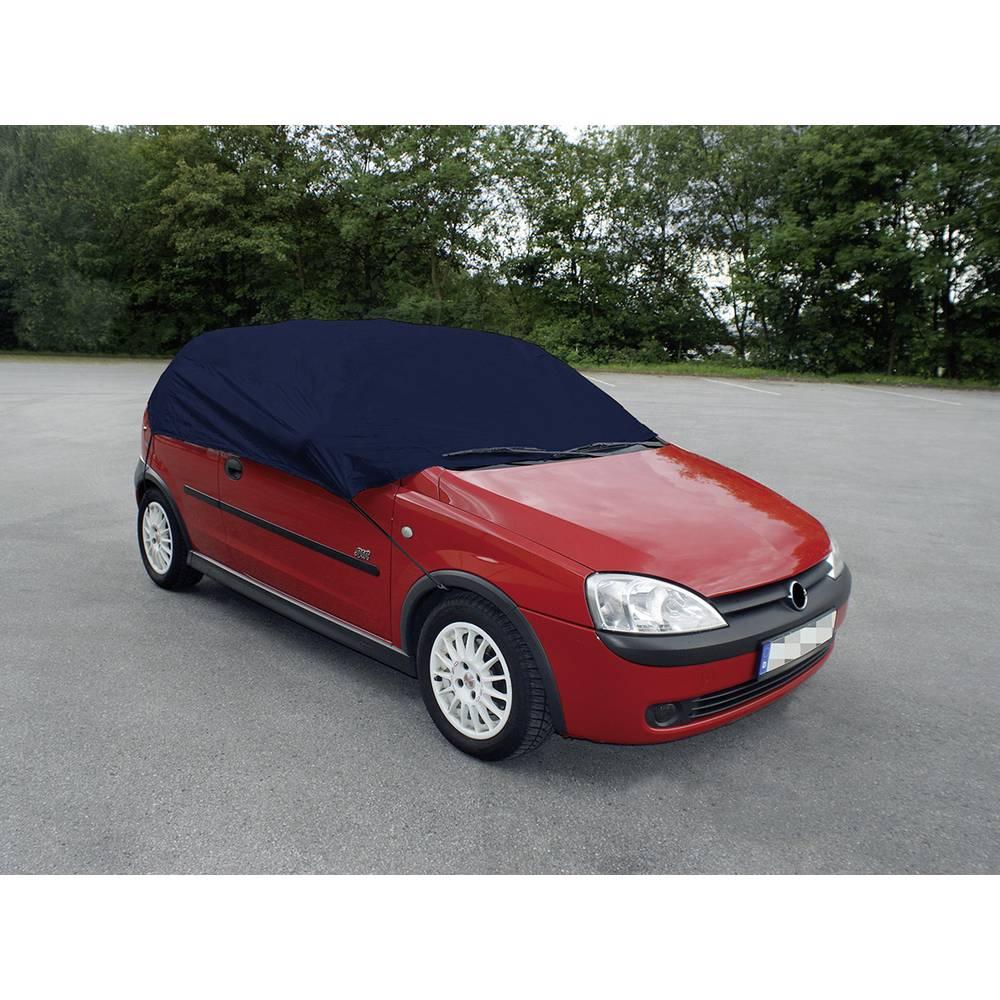 Bil-, campingvogn- garager (overtræk) APA Halbgarage Polyester Gr. XL Halvgarage (L x B x H) 292 x 165 x 58 cm