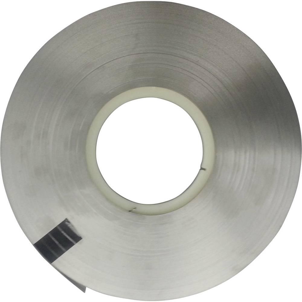 Nikljev trak za spajkanje 7 x 0.15 mm, 2 kg, dolžina 160 m 900204