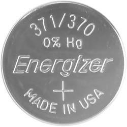 Gumbna baterija 371 srebrovo-oksidna Energizer SR69 34 mAh 1.55 V, 1 kos