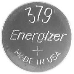 Gumbna baterija 379 srebrovo-oksidna Energizer SR63 14 mAh 1.55 V, 1 kos