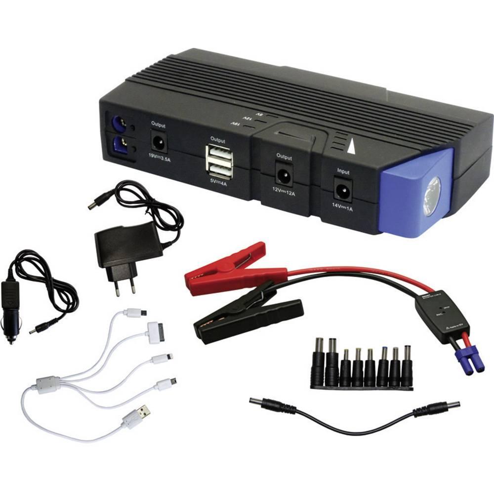Hurtigstartsystem Kunzer Multi-Pocket-Booster 15000 15 Ah