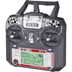 Reely HT-6 Håndcontroller 2,4 GHz Antal kanaler: 6 Inkl. modtager
