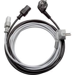 IEC Anslutningskabel LappKabel 73222381 Grå 5 m