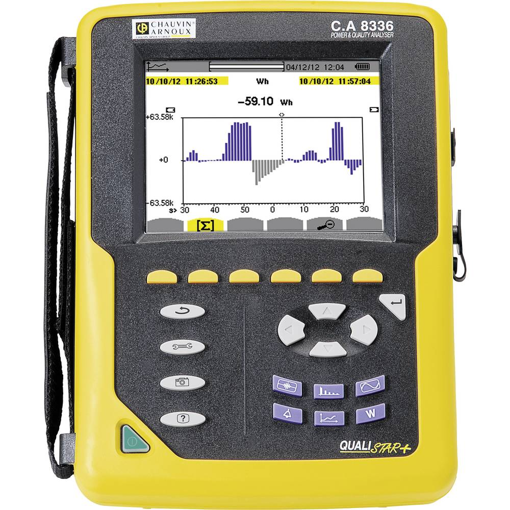 Chauvin Arnoux CA 8336 mrežni analizator P01160591