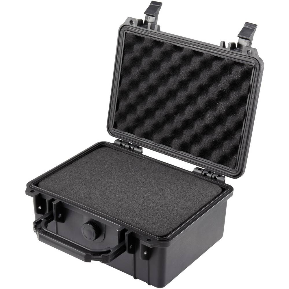 Vodootporni kofer Basetech 240 x 195 x 112 mm 1310218 dimenzije: (D x Š x V) 240 x 195 x 112 mm polipropilen