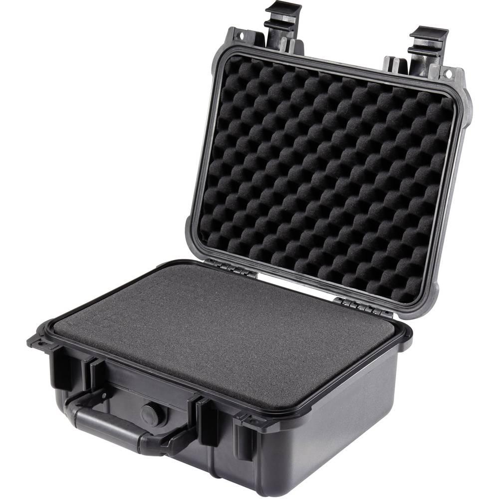 Vodootporni kofer Basetech 350 x 295 x 150 mm 1310219 dimenzije: (D x Š x V) 350 x 295 x 150 mm polipropilen