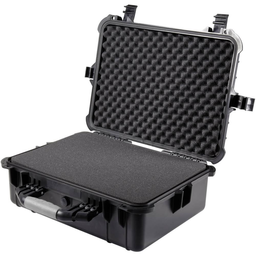 Vodootporni kofer Basetech 500 x 410 x 190 mm 1310220 dimenzije: (D x Š x V) 500 x 410 x 190 mm polipropilen