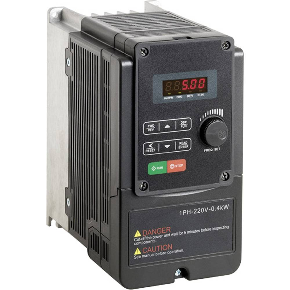 Ispravljač frekvencije FUS 220 E5 2T100.23220 Peter Electronic 1-fazni 200 - 240 V 2.2 kW