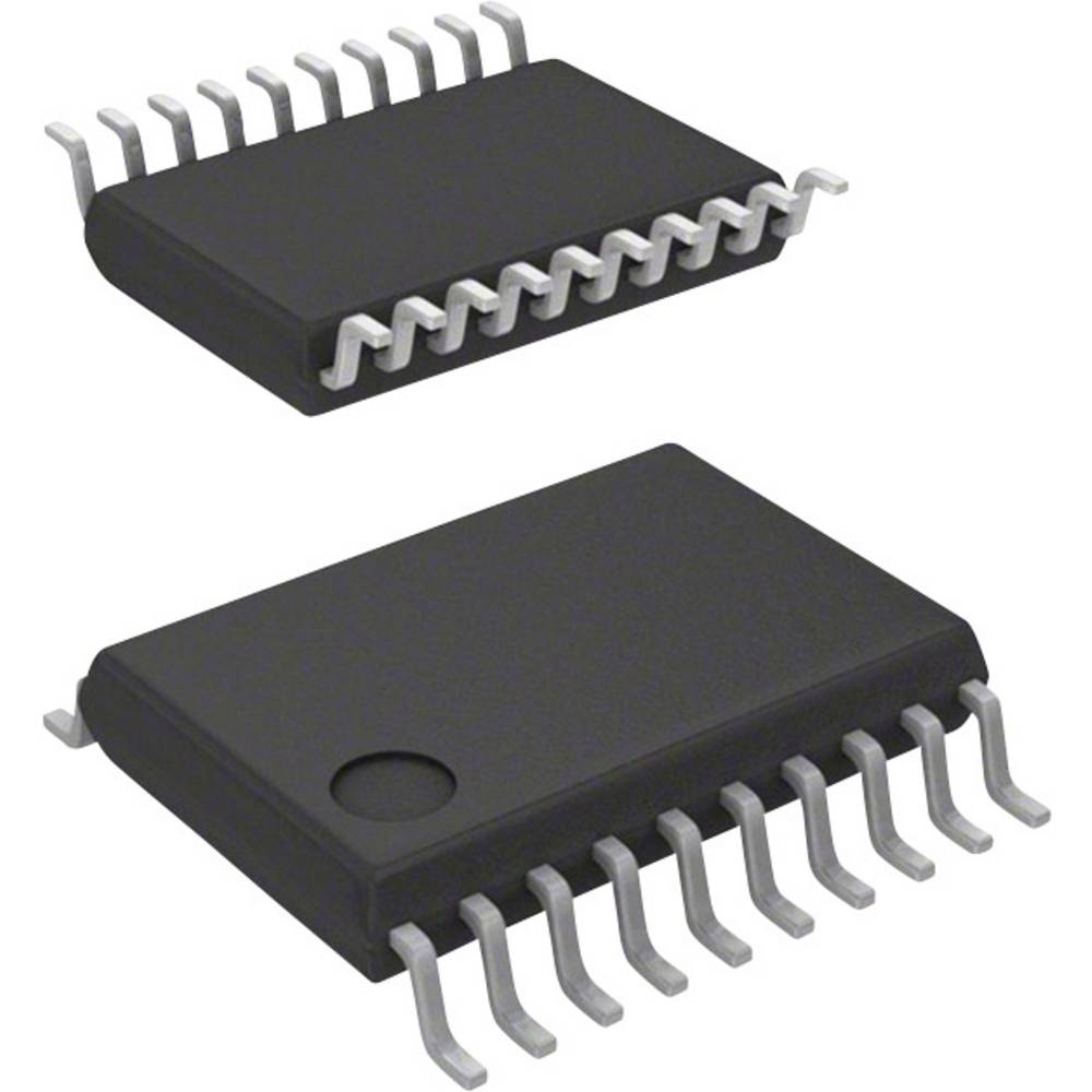 Vgrajeni mikrokontroler R5F1016AASP#V0 LSSOP-20 Renesas 16-bitni 32 MHz število I/O 13