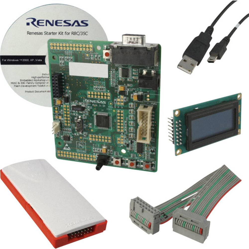 Začetni komplet Renesas R0K521350S000BE