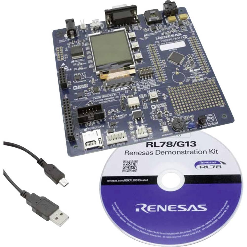 Razvojna plošča Renesas YRDKRL78G13