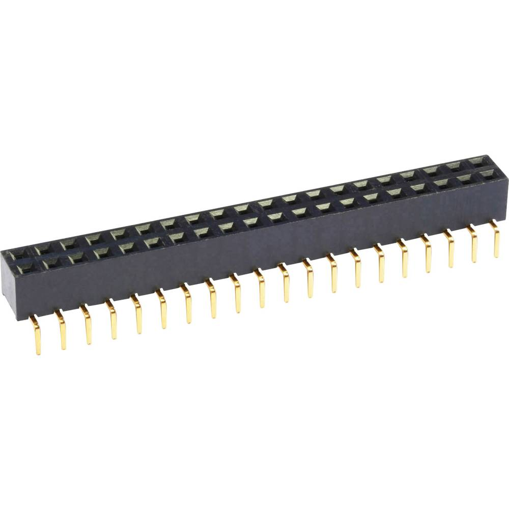 Bøsningsliste (standard) econ connect BC40G 1 stk