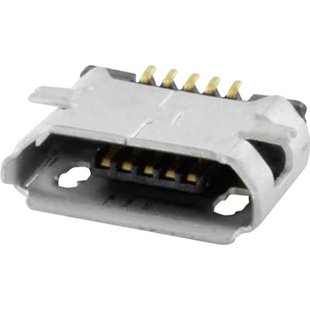 econ connect MICUB5BBS USB 2.0 Sort 1 stk