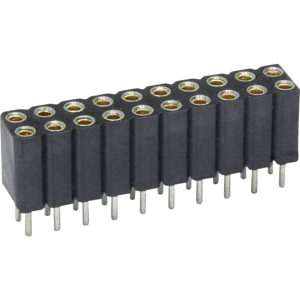 Bøsningsliste (præcision) econ connect MP70D20 1 stk