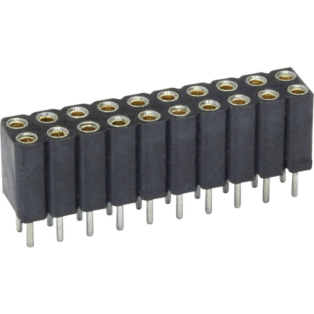 Bøsningsliste (præcision) econ connect MP70D80 1 stk