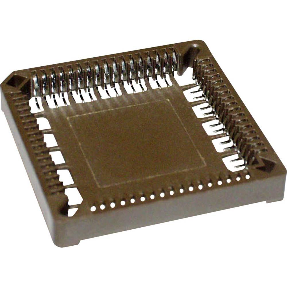 SMD PLCC podnožje 1.27 mm št. polov: 20 econ connect PLCC20SMDR 1 kos