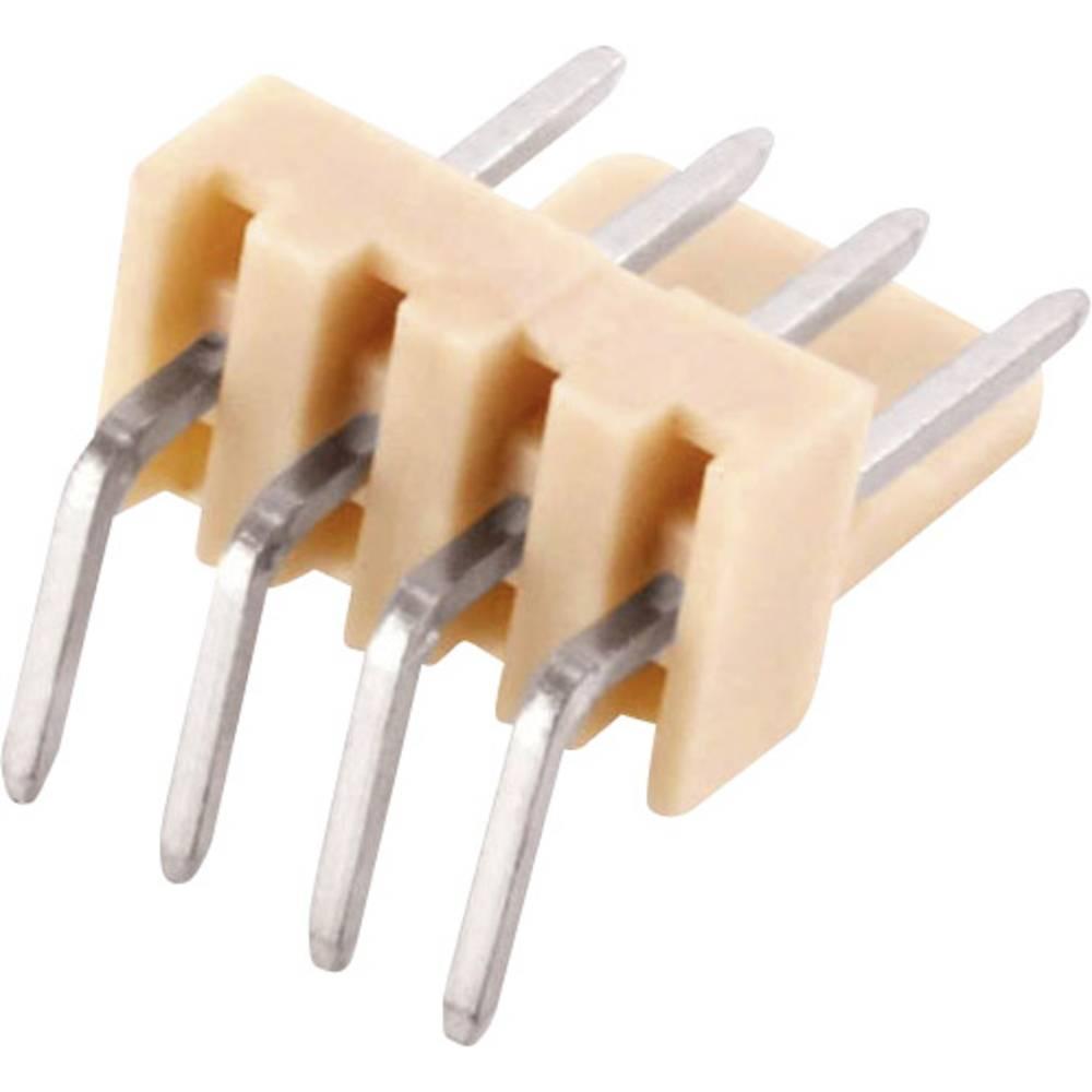 Stiftliste (standard) Samlet antal poler 10 econ connect PSL10W Rastermål: 2.54 mm 1 stk