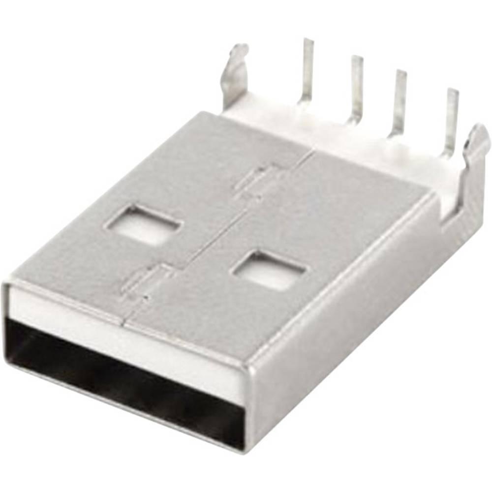 econ connect US1AF USB 2.0 Hvid 1 stk