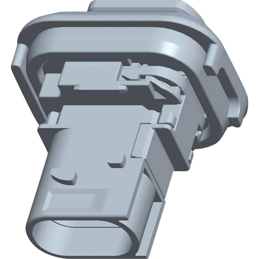 Ohišje za konektorje- platina TE Connectivity 1-1703841-1 1 kos