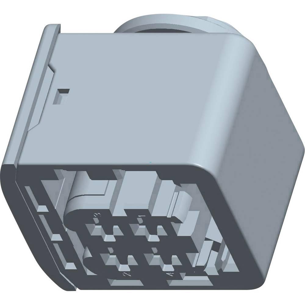 Tilslutningskabinet-kabel HDSCS, MCP Samlet antal poler 4 TE Connectivity 2-1418390-1 1 stk