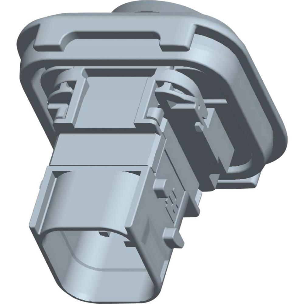 Tilslutningskabinet-printplade HDSCS, MCP Samlet antal poler 6 TE Connectivity 1-1703820-1 1 stk