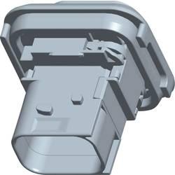 Ohišje za konektorje- platina TE Connectivity 1-1564416-1 1 kos