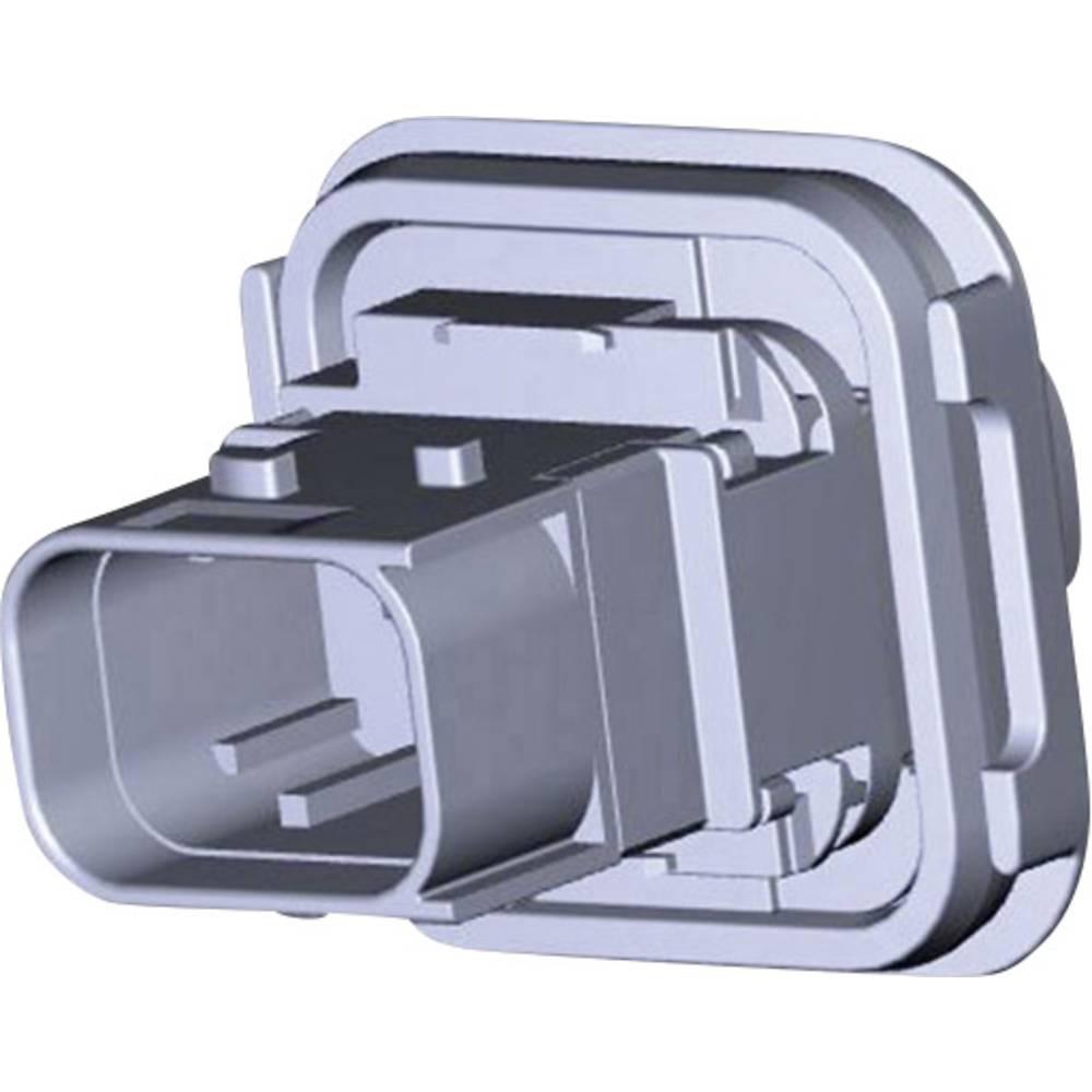 Ohišje za konektorje- platina TE Connectivity 1-1564546-1 1 kos