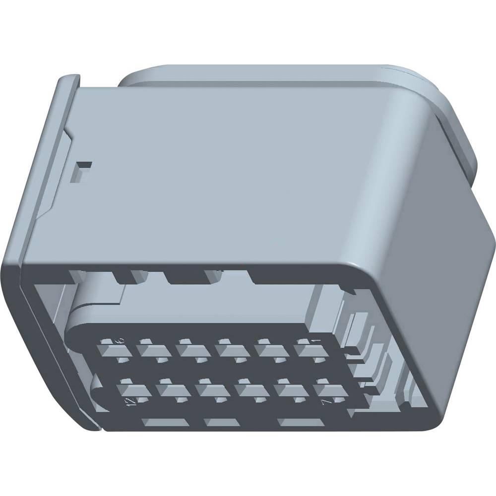 Tilslutningskabinet-kabel HDSCS, MCP (value.1360522) Samlet antal poler 12 TE Connectivity 1-1703639-1 1 stk