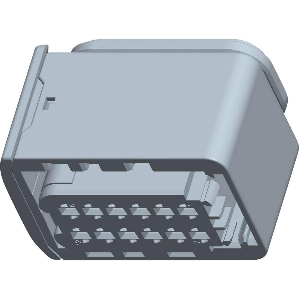 Tilslutningskabinet-kabel HDSCS, MCP (value.1360522) Samlet antal poler 12 TE Connectivity 2-1703639-1 1 stk