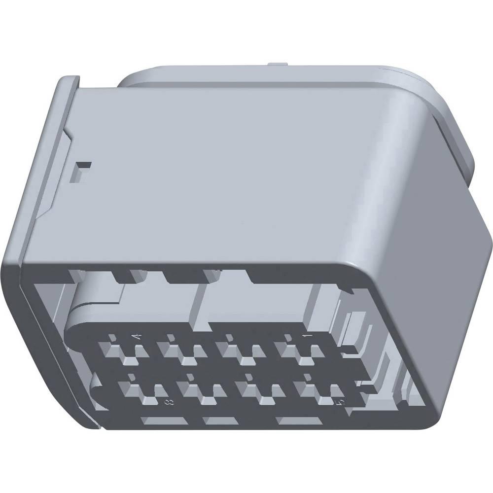 Tilslutningskabinet-kabel HDSCS, MCP (value.1360522) Samlet antal poler 8 TE Connectivity 1-1670894-1 1 stk