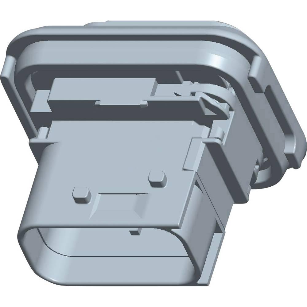 Tilslutningskabinet-printplade HDSCS, MCP Samlet antal poler 10 TE Connectivity 1-1564518-1 1 stk