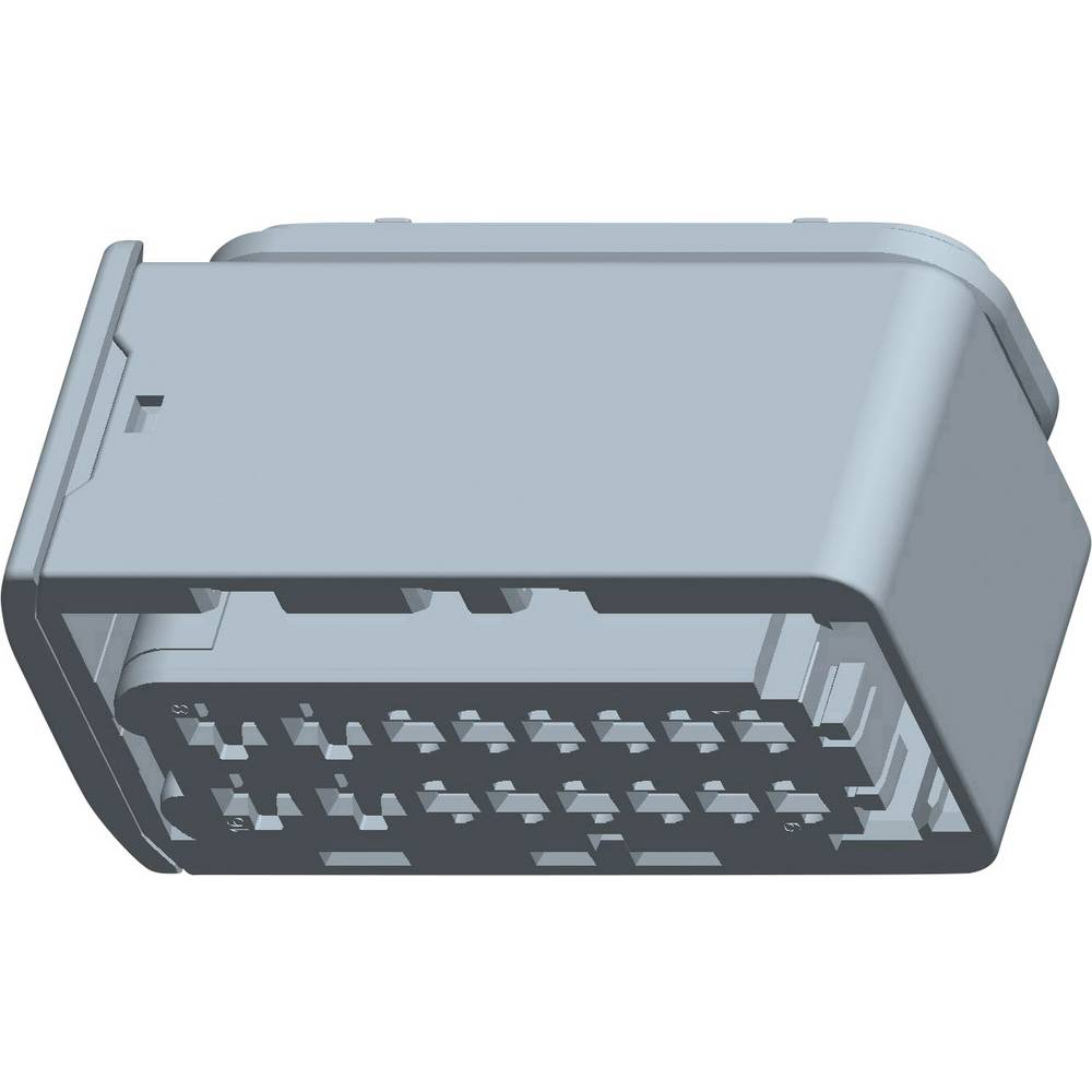 Tilslutningskabinet-kabel HDSCS, MCP (value.1360522) Samlet antal poler 16 TE Connectivity 1-1564337-1 1 stk