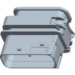Ohišje za konektorje- platina TE Connectivity 1-1564528-1 1 kos