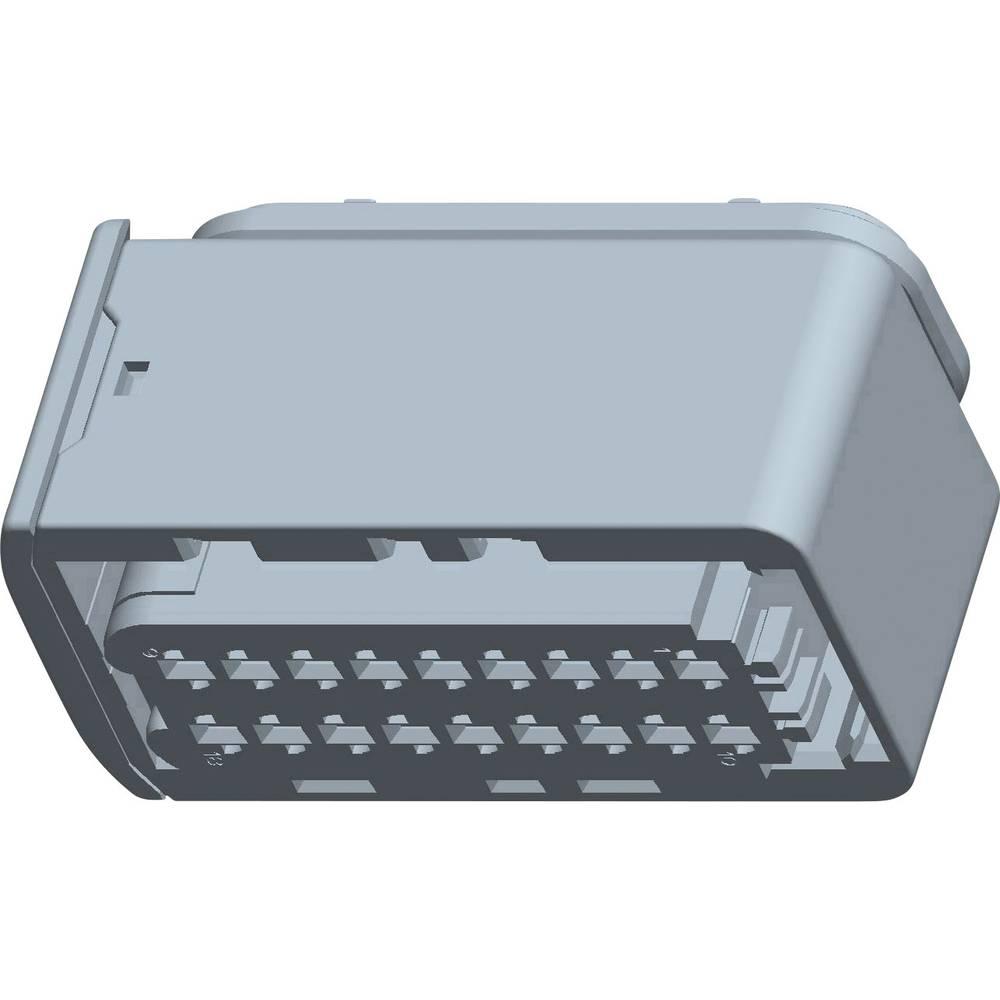 Tilslutningskabinet-kabel HDSCS, MCP (value.1360522) Samlet antal poler 18 TE Connectivity 1-1563759-1 1 stk