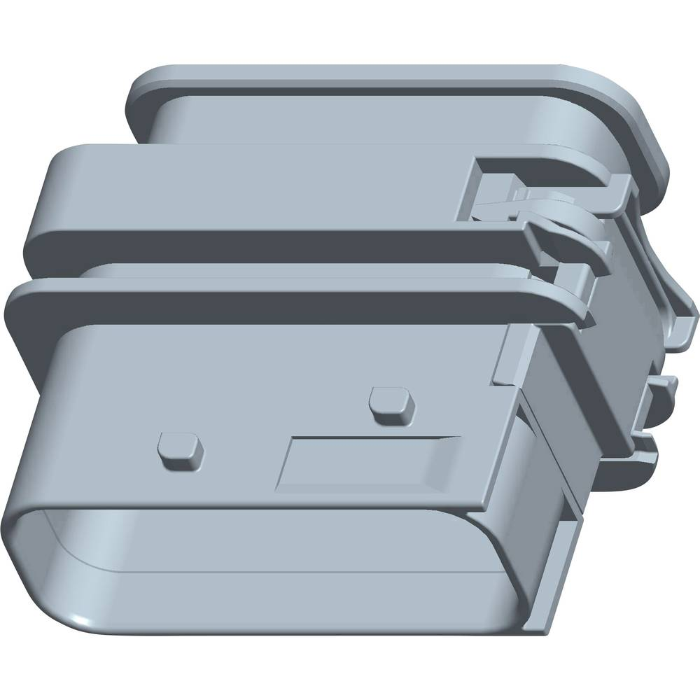 Tilslutningskabinet-printplade HDSCS, MCP Samlet antal poler 18 TE Connectivity 1-1564412-1 1 stk