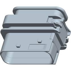 Ohišje za konektorje- platina TE Connectivity 1-1564412-1 1 kos