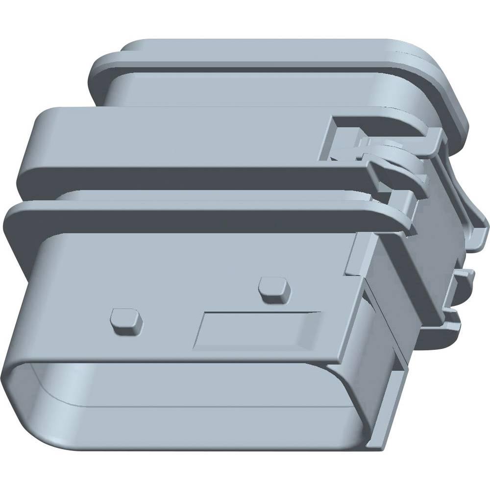 Ohišje za konektorje- platina TE Connectivity 1-1564534-1 1 kos