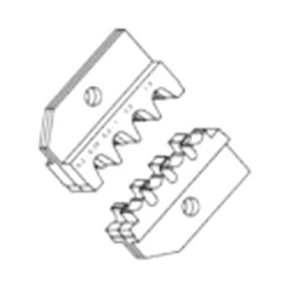 Skabelon til MCP kontakter 1,5 mm TE Connectivity MCP 1 stk