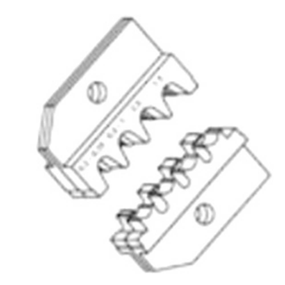 Skabelon til MCP kontakter 6,3 mm TE Connectivity MCP 1 stk