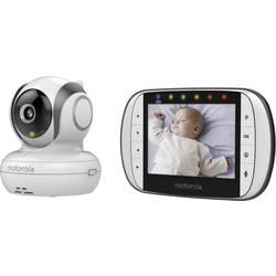 Digitalni video baby alarm s 8,9 cm (3,5) LCD MBP36S MBP36S Motorola frekvencija 2,4 GHz domet maks. (na otvorenom) 300