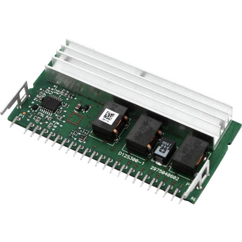 DC/DC pretvornik za tiskano vezje Delta Electronics D12S300-1 C 0.6 V/DC, 5 V/DC 60 A 300 W št. izhodov: 1 x